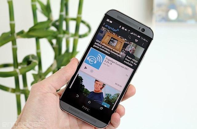 HTC One (M8) review: a great phone, even if no longer a game-changer
