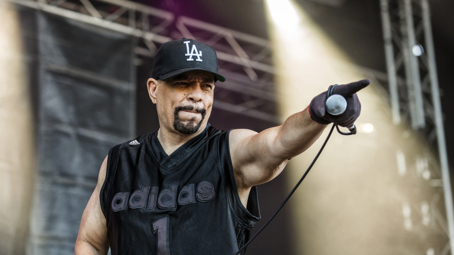 Ice-T: I 'almost shot' an Amazon delivery driver