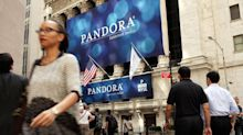 Pandora shares slip after Morgan Stanley downgrades stock, says ad sales growth 'no longer a given'