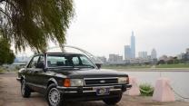 伯樂的千里馬 Ford Granada 2.8 【老車傳奇 經典再現 Episode 2】