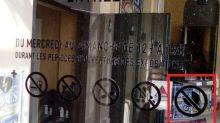Versailles : le pictogramme anti-poussettes fait des vagues