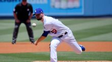 Alex Wood joins Clayton Kershaw as Dodgers pitchers on IL
