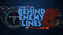 Browns vs. Titans: Behind enemy lines for Week 13 game
