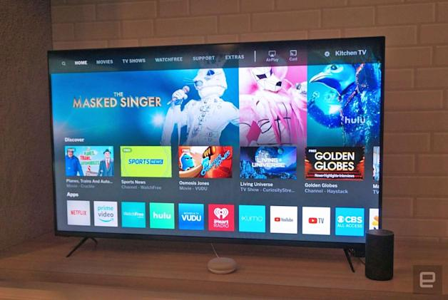 Vizio's SmartCast will work with Apple AirPlay 2 and HomeKit this year