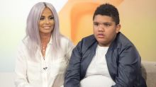 Katie Price Shares Sweet Snap Of Her Son Harvey With His Girlfriend Tia