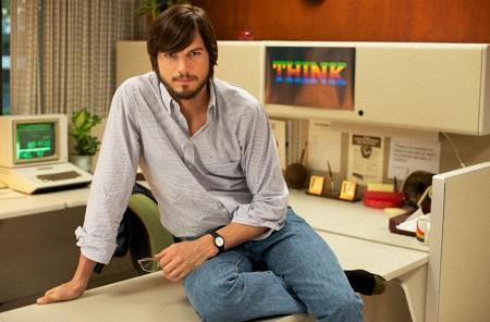 Ashton Kutcher as Steve Jobs flick gets an April release date