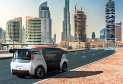 GM's Cruise will operate a robotaxi service in Dubai