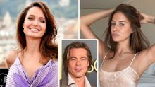 Brad Pitt, 56, dating 'Angelina lookalike' Nicole Poturalski, 27