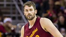 NBA Finals: Kevin Love says it's funny to consider Cavaliers underdogs