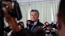 Macri's Shock Setback in Argentina Deals Blow to Re-Election Bid