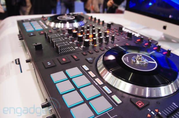 Numark NS7 II Serato DJ controller hands-on (video)