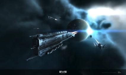 EVE Online developer Noah Ward on player drama in the sandbox