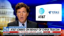 AT&T accuses Tucker Carlson of misleading viewers in segment about Chinese business ties