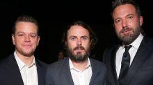Matt Damon y Ben Affleck volverán a trabajar juntos en una película sobre una estafa real