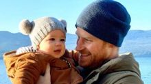 Prince Harry Reveals His Adorable Nickname for His Son Archie