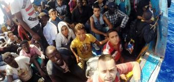 3,000 migrants saved off Libya a day after record rescue