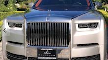 Kylie Jenner Shows Off Her Fancy $450K Rolls-Royce Phantom