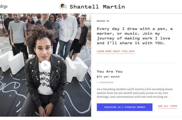 Kickstarter hands Drip crowdfunding platform over to XOXO founders
