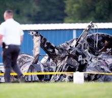 Dale Earnhardt Jr.'s plane 'bounced' before catching fire, FAA accident report says