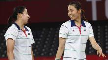 Olympics-Badminton-Korea's Kim and Kong win women's doubles bronze