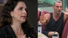 Luiza quer processar Juliano após comentário machista em 'A Fazenda 12'