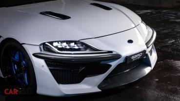 「高檔和牛」只有20隻!Toyota牛魔王 GR Supra「SARD Supra Edition」成車改式樣問世
