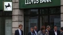 Lloyds Bank, hit by new PPI charge, sees profits fall 7%