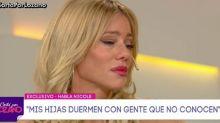 Nicole Neumann quebró en llanto e hizo un fuerte descargo contra Fabián Cubero