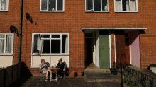 Some plateauing of London coronavirus outbreak, UK says
