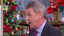 Matthew Wright reveals unusual new hairstyle on 'This Morning'