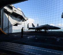 Venezuela jet 'aggressively shadows' US aircraft over Caribbean Sea