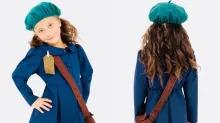 Halloween polémico: lanzan 'disfraz' de Ana Frank y se viraliza