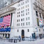 US STOCKS-Wall Street closes up sharply on surprise U.S. jobs report