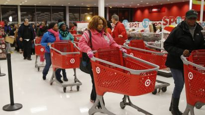 Target stock soars after big second quarter beat