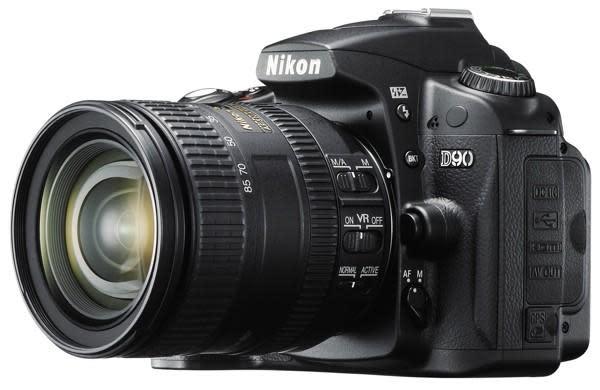 Nikon's new D90 in full, gory detail