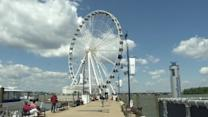 Capital Wheel offers Washington a unique view