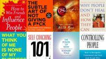 Why I'm addicted to self-help books