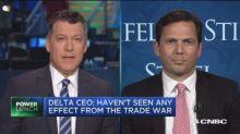 Delta cuts profit forecast as fuel costs surge