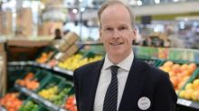 Tesco UK boss steps down after throat cancer diagnosis
