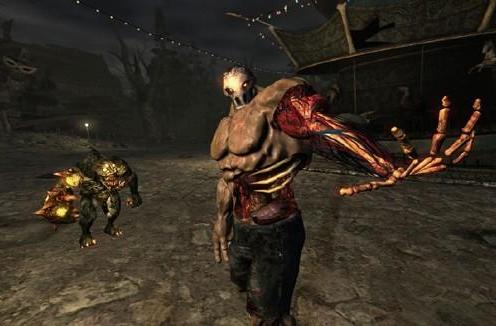 Namco splits with Splatterhouse dev, game will be finished
