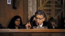 Yahoo News Now: Sen. Al Franken talks transition from comedy to politics, his new book and the latest from Washington
