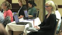 Stenographers Duke It Out in National Competition