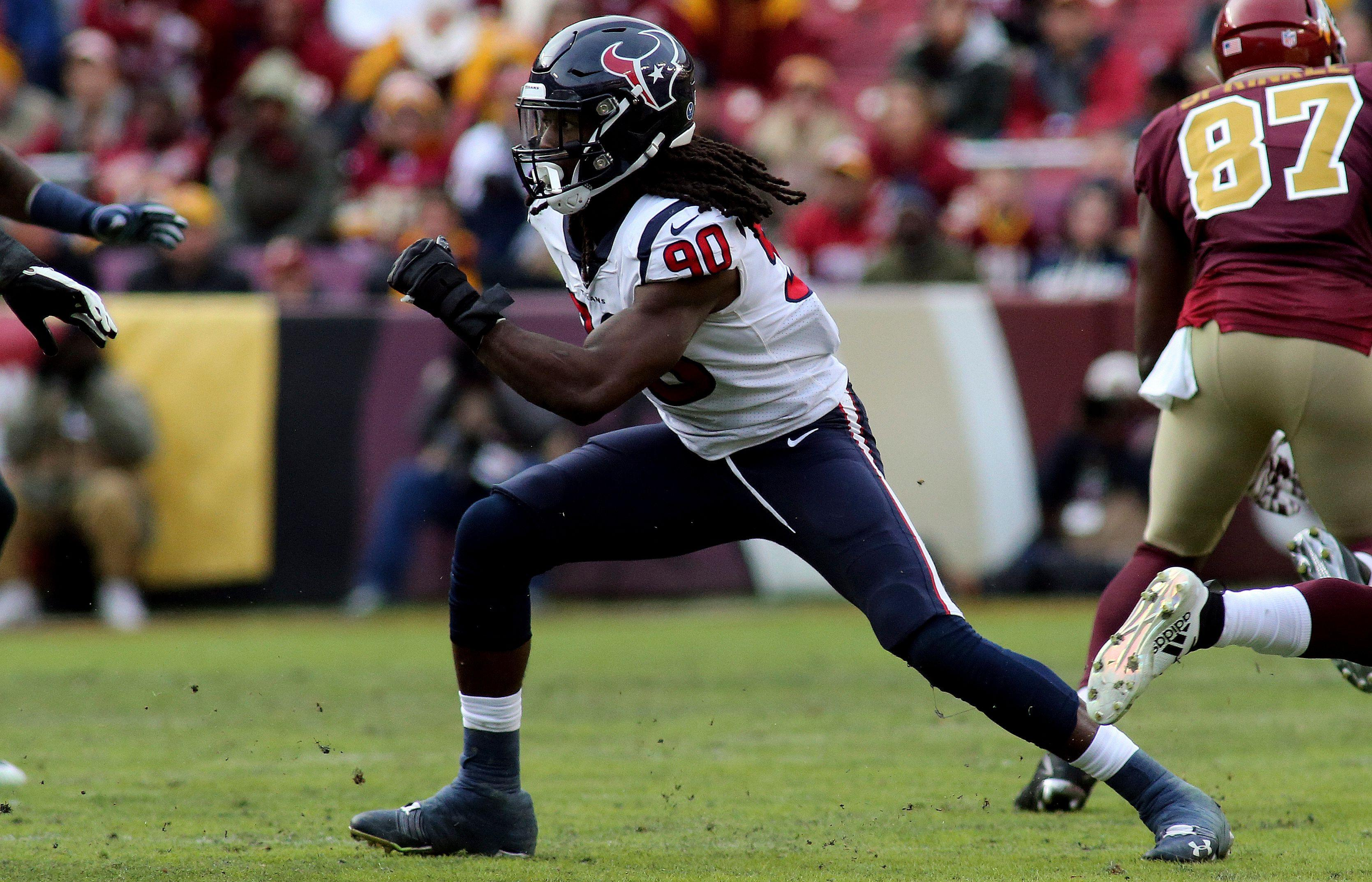 3b7a142c Texans give Jadeveon Clowney the franchise tag