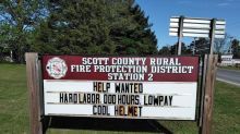 Missouri firefighter recruitment ad promises 'low pay, cool helmets'