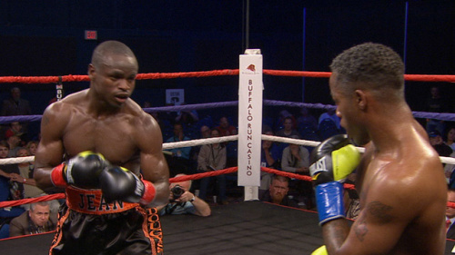 Dierry Jean vs. Cleotis Pendarvis - Full Length Fight