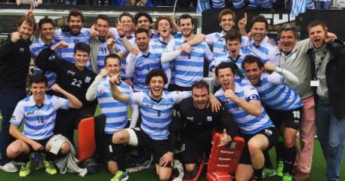 Hockey sur gazon - Le Racing en quart de l'Euro Hockey League