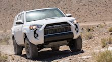 Toyota 4Runner TRD Pro: great for off-roading, but not much else