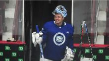 Canucks: Michael DiPietro buoyed by taxi-squad survival, goalie coach contract