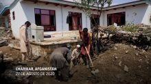 Inundaciones en Afganistán dejan al menos 190 muertos