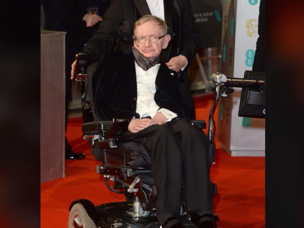 stephen hawking ist tot video. Black Bedroom Furniture Sets. Home Design Ideas